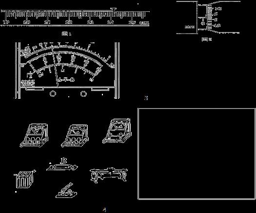 用多用电表进行粗测:多用电表电阻档有种倍率,分别是,,.